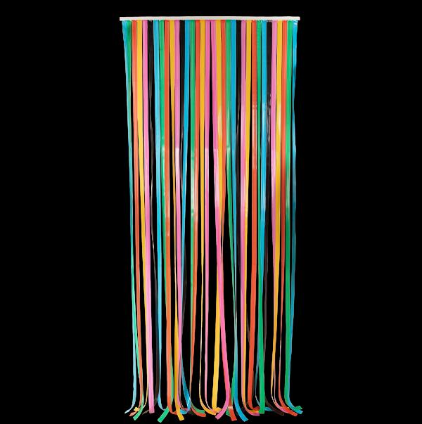 Deurgordijn Bonaire Plastic