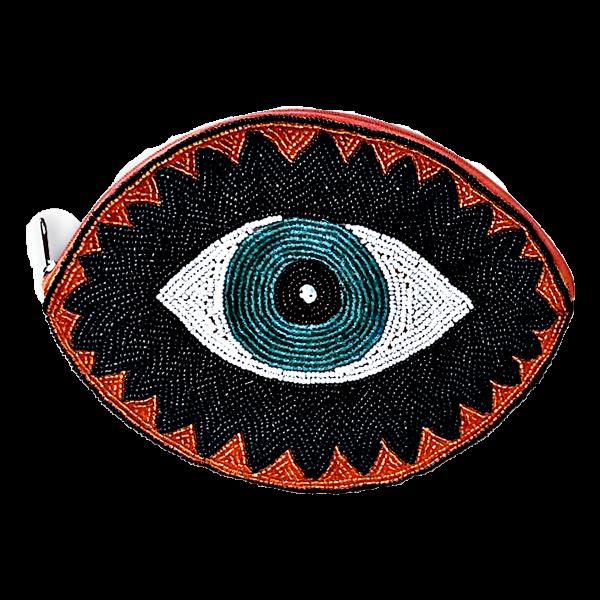 Kitsch Kitchen - Clutch kraaltjes eye