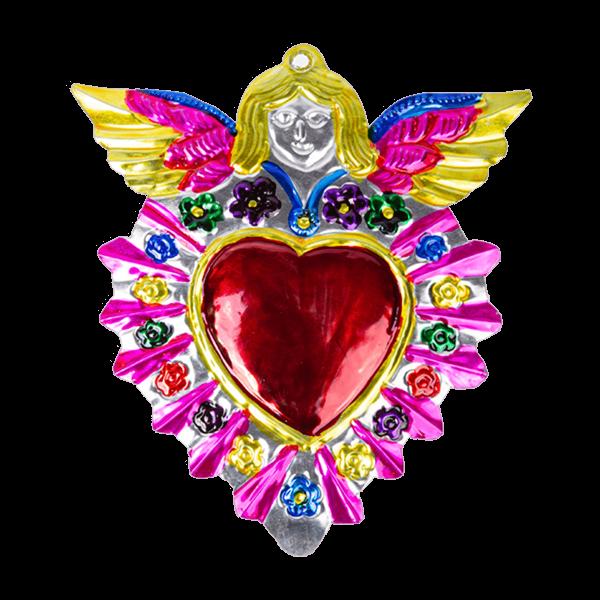 Kitsch Kitchen - Decoratie Tin Angel