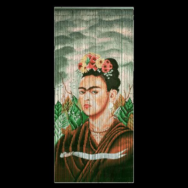 Kitsch Kitchen - Deurgordijn Frida Kahlo