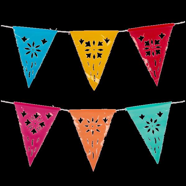 Kitsch Kitchen - Garland Plastic Triangle