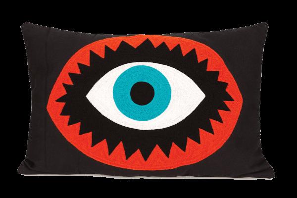 Kitsch Kitchen - Kussen Eye