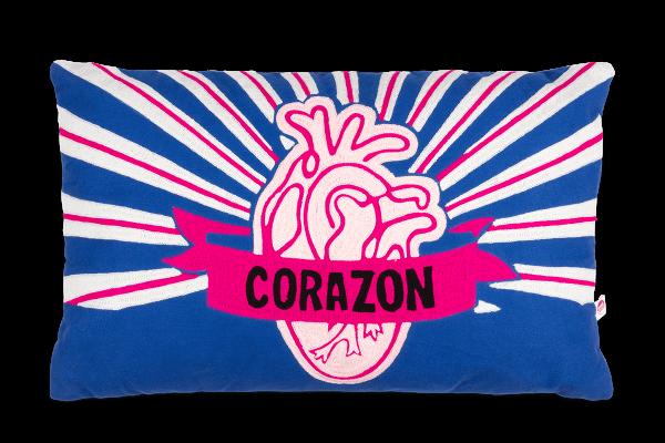 Kitsch Kitchen - Kussen Love Corazon