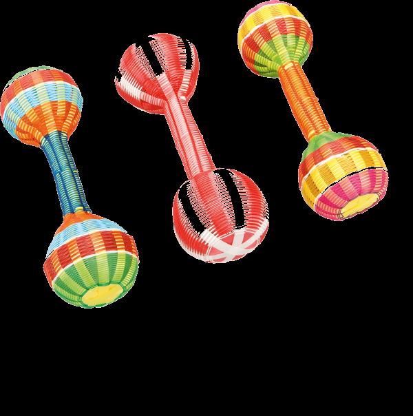 Kitsch Kitchen - Maracas 2 ballen