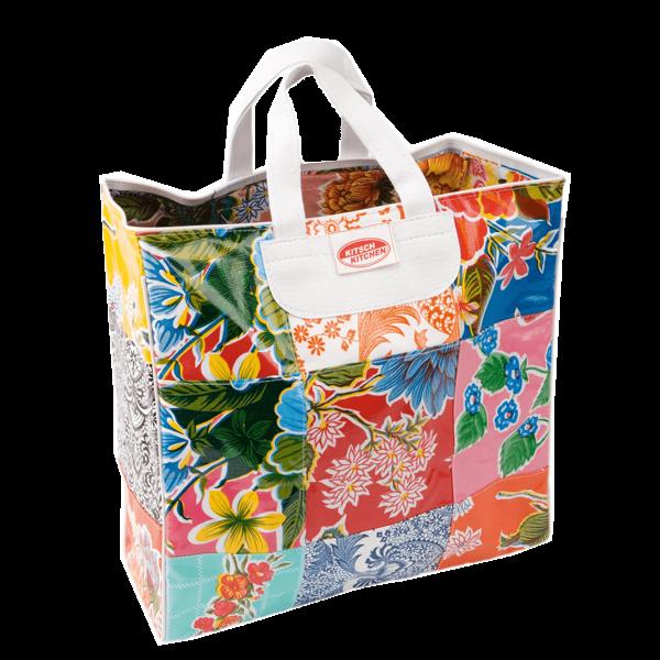 Kitsch Kitchen - Market Bag Patchwork