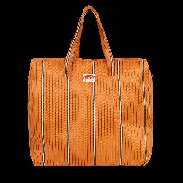 Kitsch Kitchen - Reistas strepen oranje