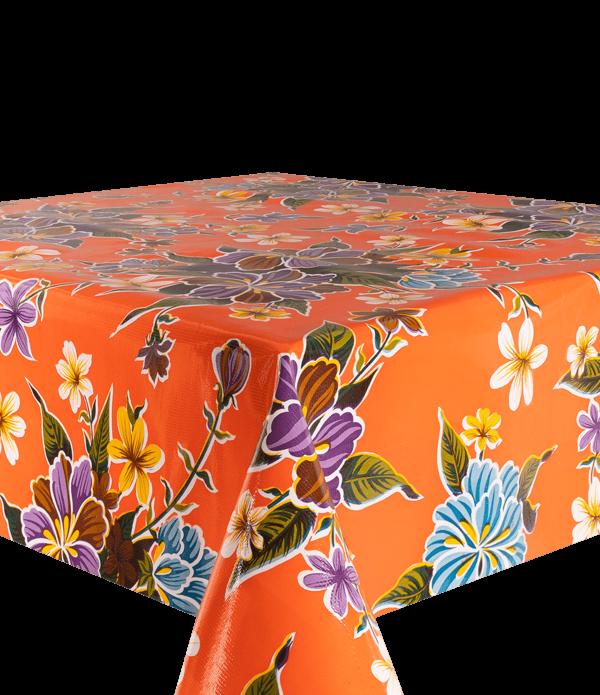 Kitsch Kitchen - Tafelzeil Fortin oranje