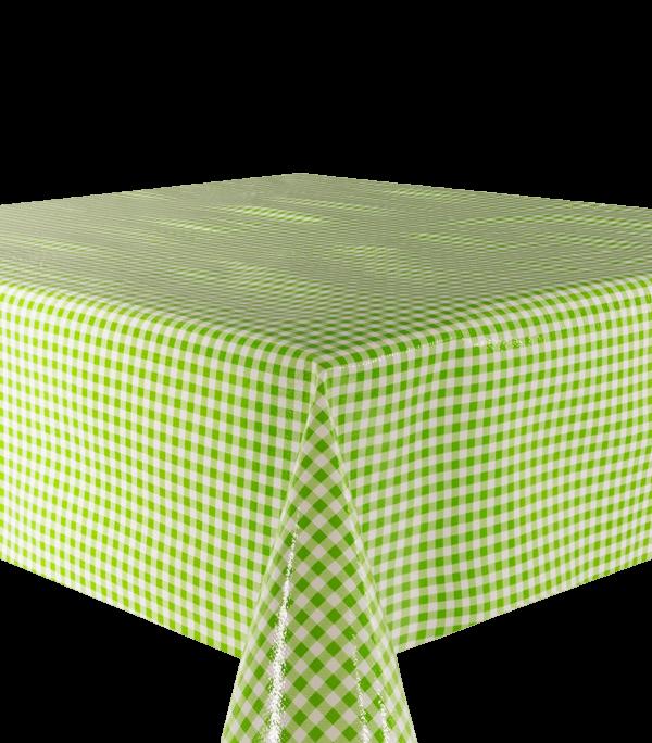 Kitsch Kitchen - Tafelzeil Mascota groen