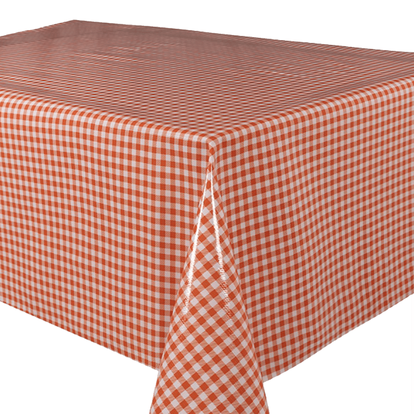 Kitsch Kitchen - Tafelzeil Mascota oranje
