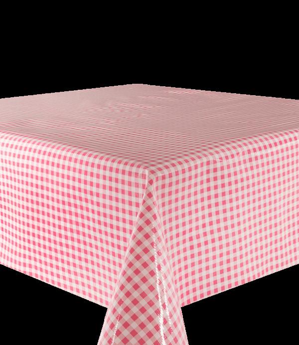 Kitsch Kitchen - Tafelzeil Mascota roze