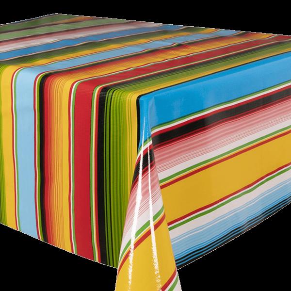 Kitsch Kitchen - Tafelzeil Saltillo geel