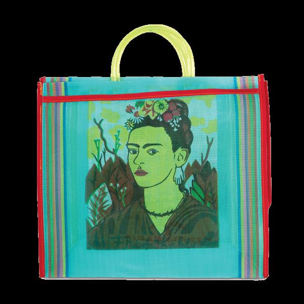 Kitsch Kitchen - Tas Maya Frida Kahlo Mint