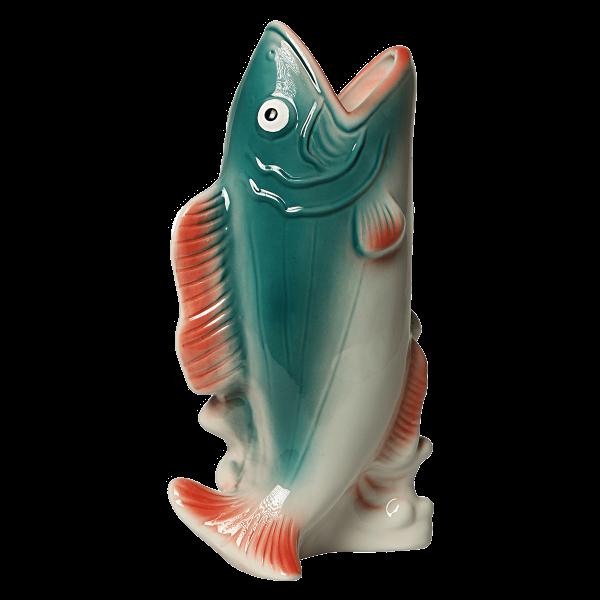 Kitsch Kitchen - Vaas vis voorzijde