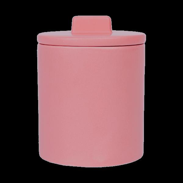 Kitsch Kitchen - Voorraadpot L roze