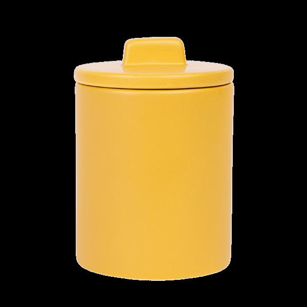 Kitsch Kitchen - Voorraadpot S geel
